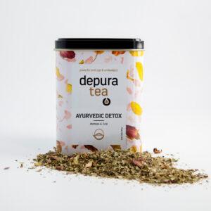 tisana ayurvedic detox Depuratea 100g